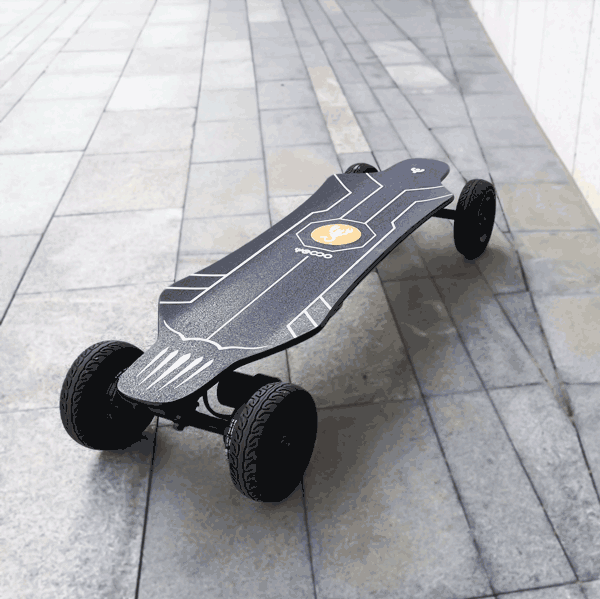 Yecoo GTS electric skateboard