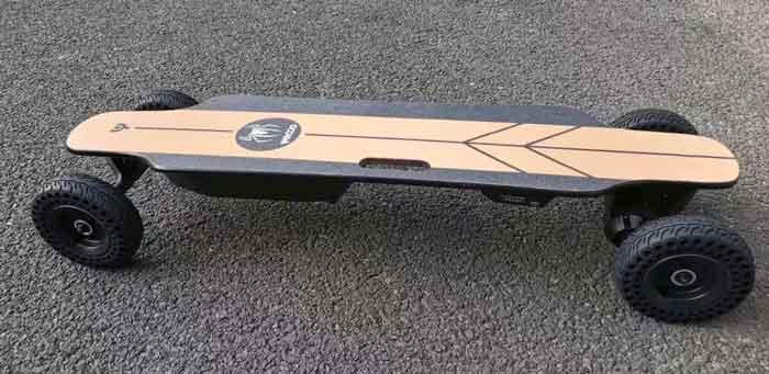 yecoo GT all-terrain electric skateboard
