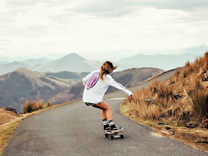 skateboarding activity