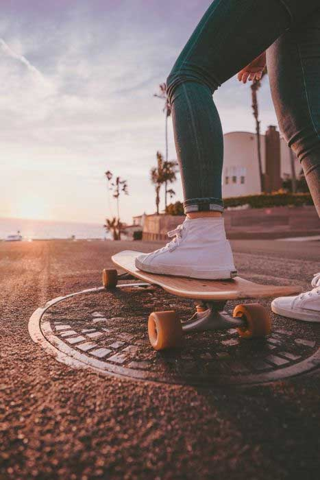 street skateboarding