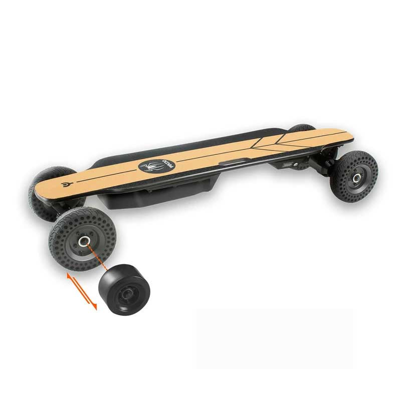 Yecoo Board GT ELECTRIC SKATEBOARD