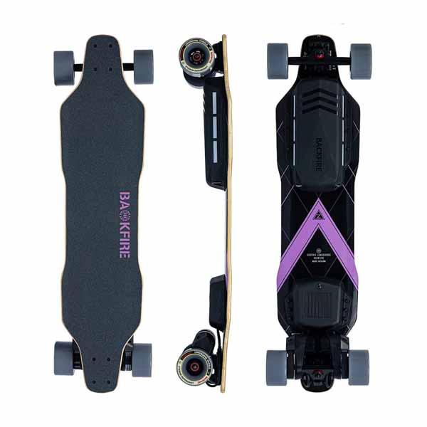 Backfire-Zealot electric skateboard