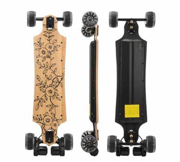 Verreal RS electric skateboard
